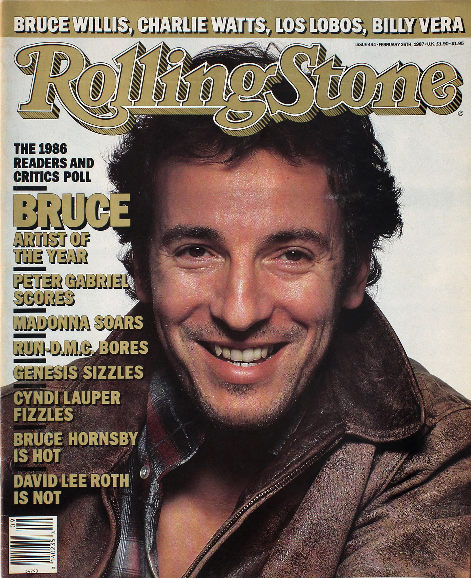 Rolling Stone Issue 494