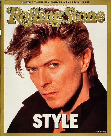 Rolling Stone Issue 498