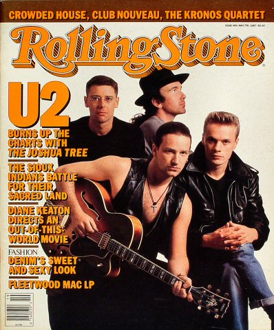 Rolling Stone Issue 499