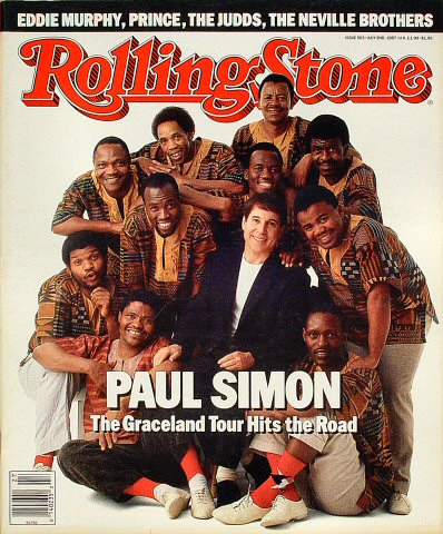 Rolling Stone Issue 503