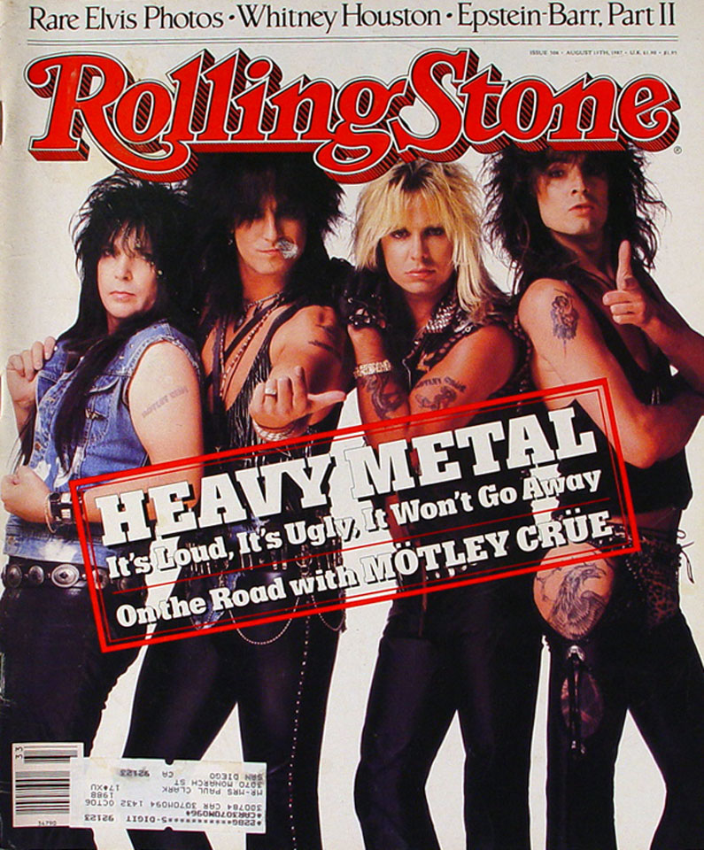 Rolling Stone Issue 506