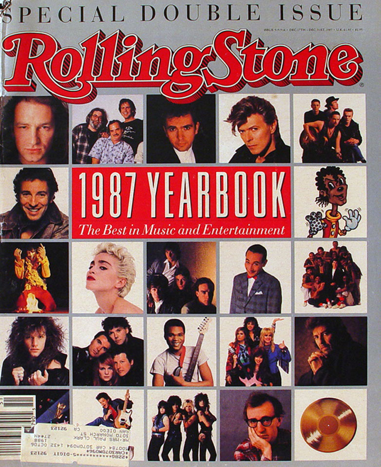 Rolling Stone Issue 515/516