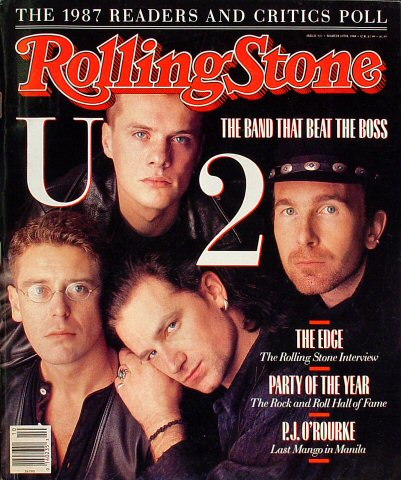 Rolling Stone Issue 521