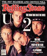 Rolling Stone Issue 521 Magazine