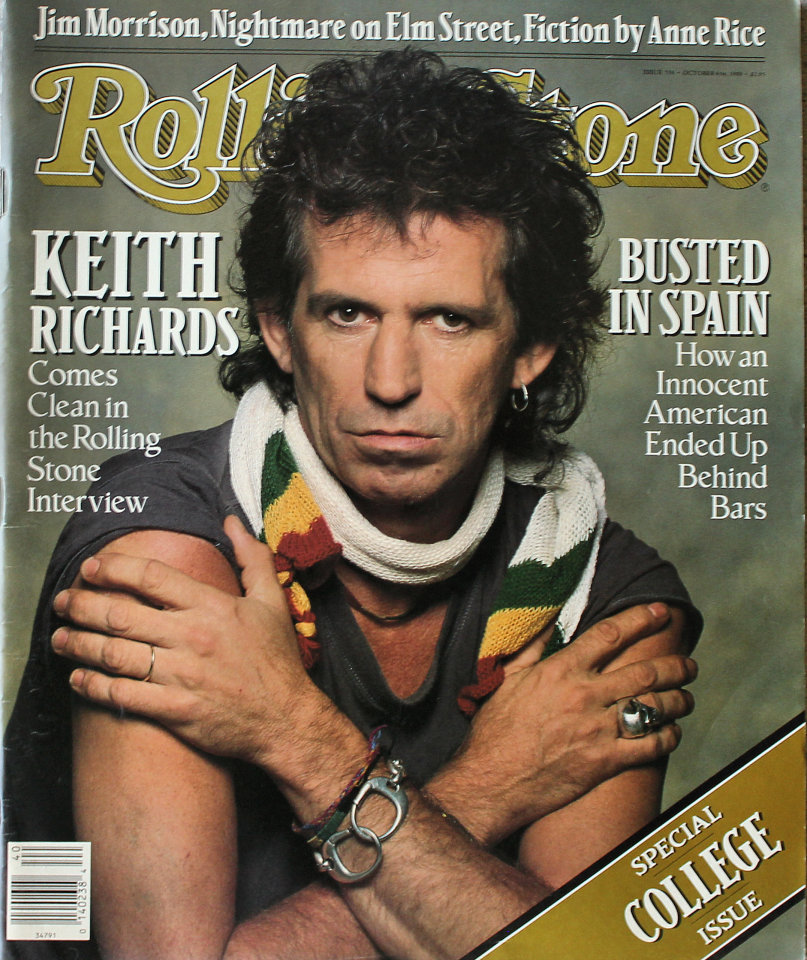 Rolling Stone Issue 536