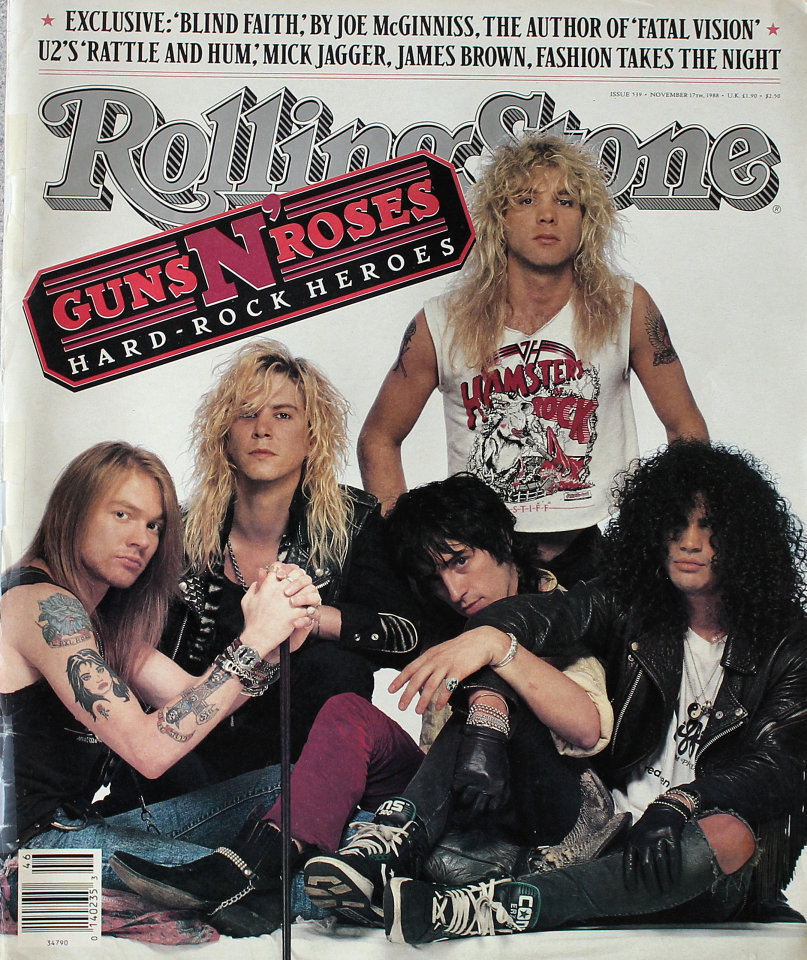 Rolling Stone Issue 539