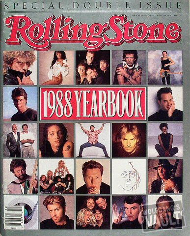 Rolling Stone Issue 541/542