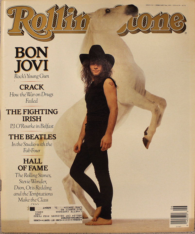 Rolling Stone Issue 545