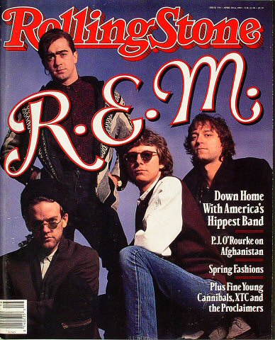 Rolling Stone Issue 550