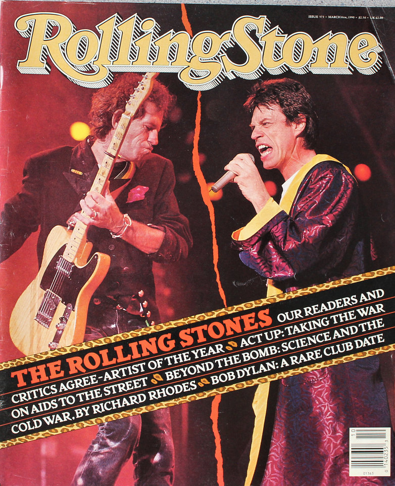 Rolling Stone Issue 573