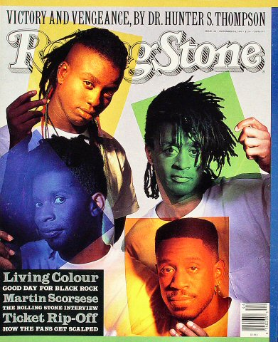 Rolling Stone Issue 590
