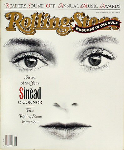 Rolling Stone Issue 599