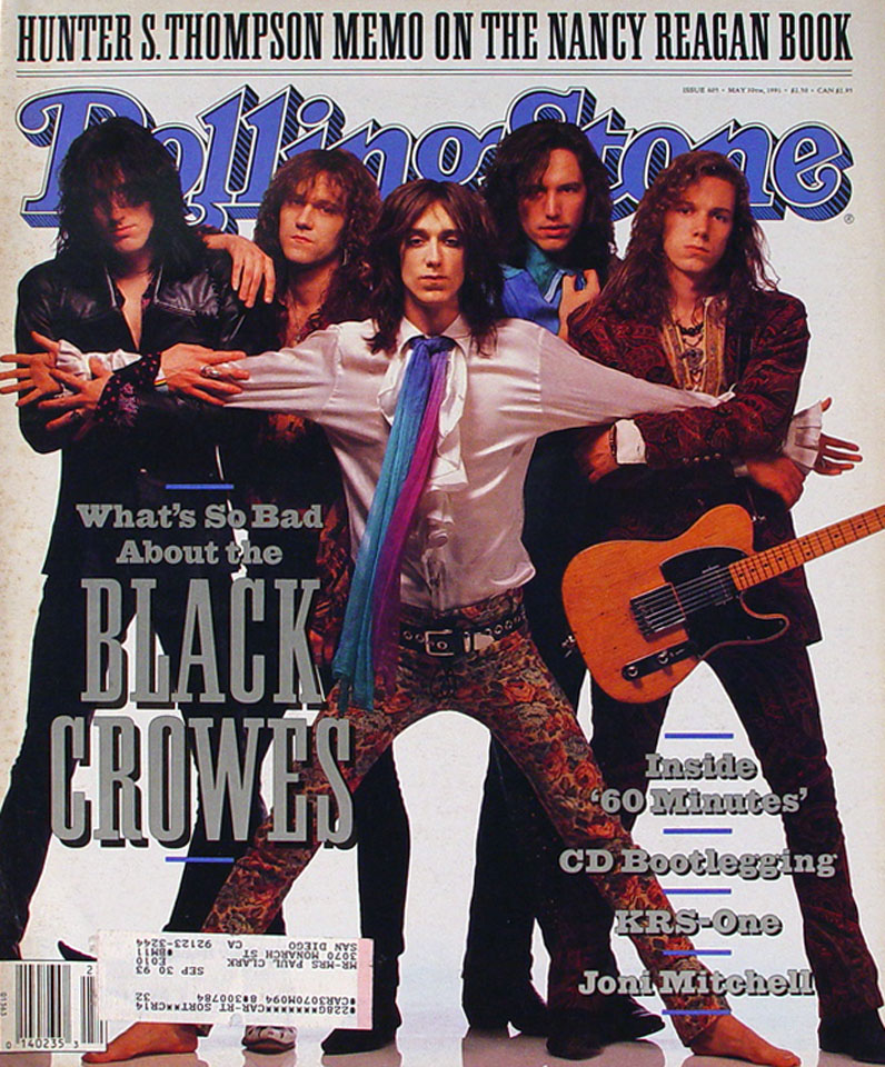 Rolling Stone Issue 605