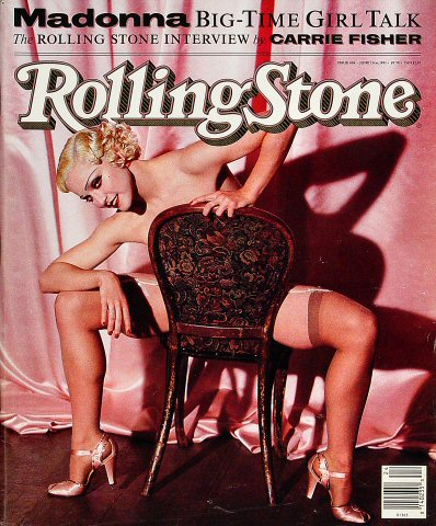 Rolling Stone Issue 606