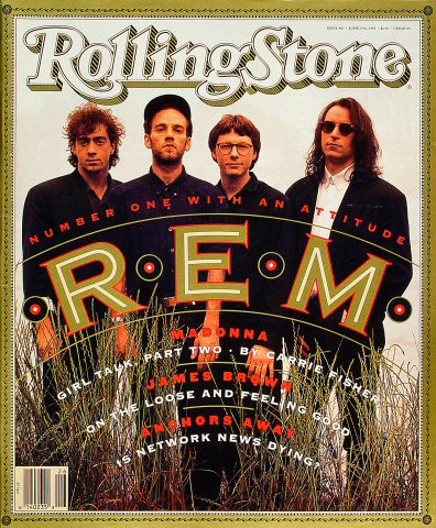 Rolling Stone Issue 607