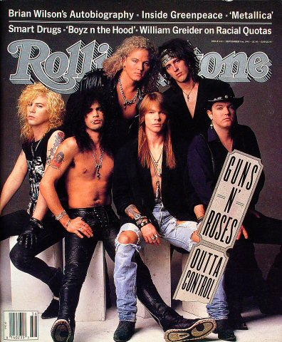Rolling Stone Issue 612