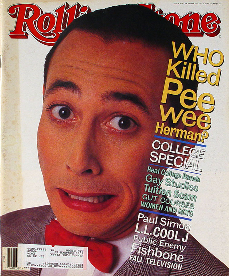 Rolling Stone Issue 613