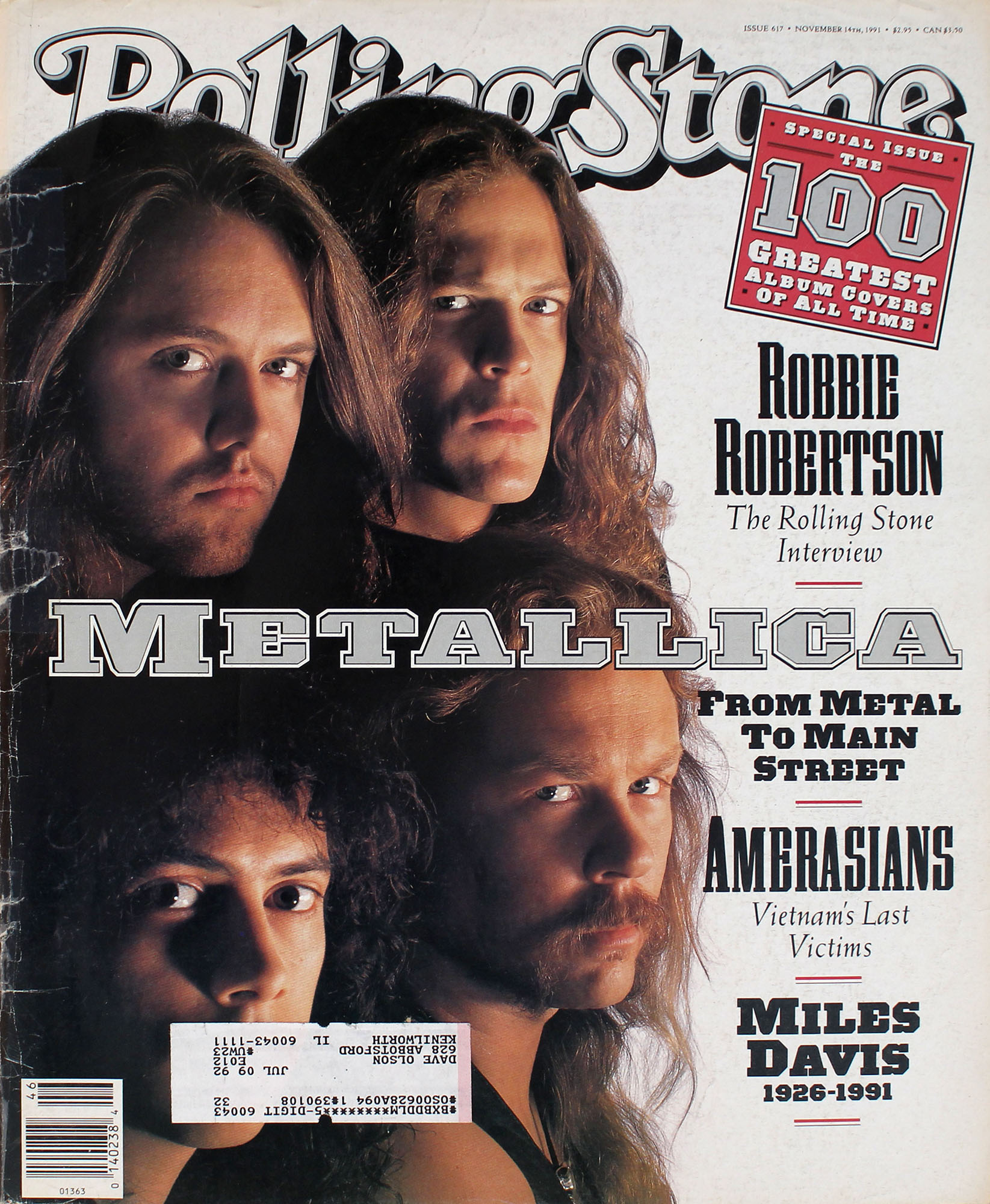 Rolling Stone Issue 617