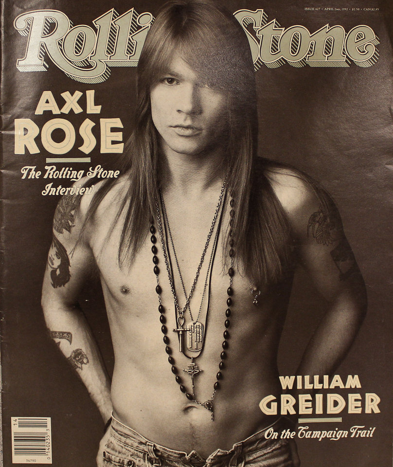 Rolling Stone Issue 627