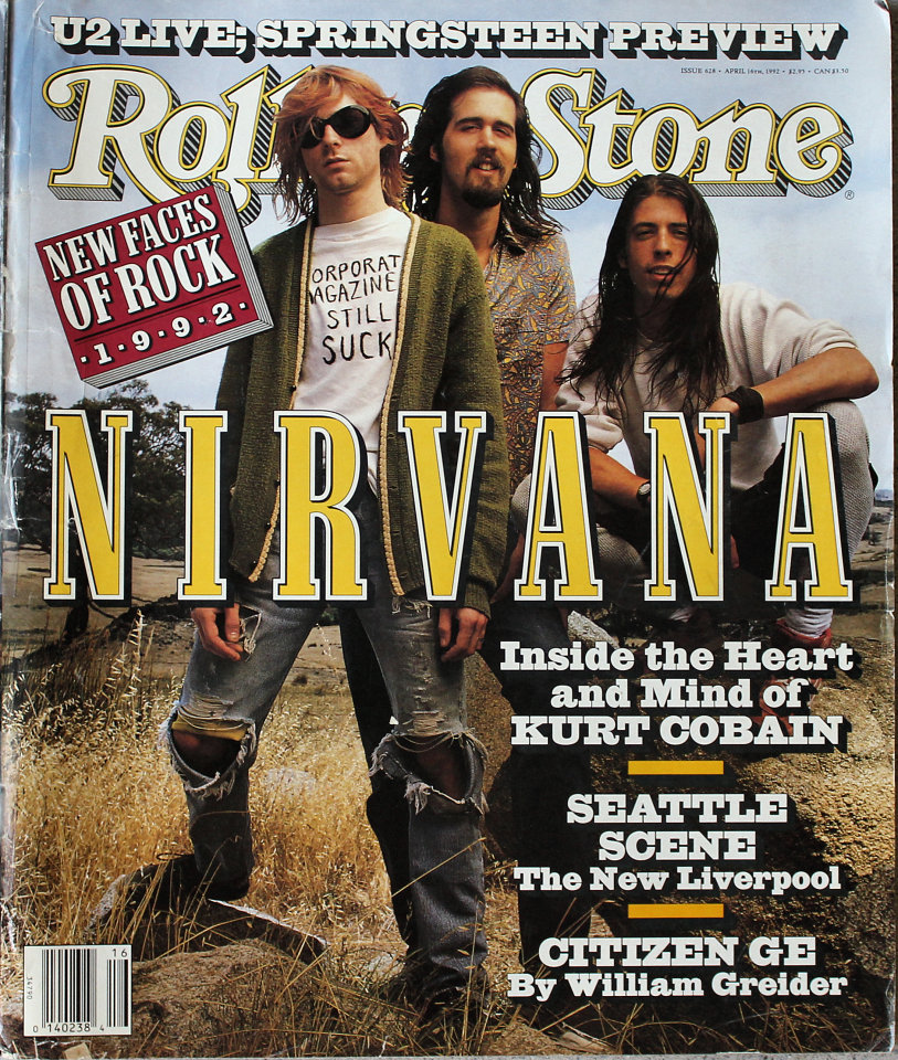 Rolling Stone Issue 628