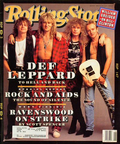 Rolling Stone Issue 629