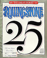 Rolling Stone Issue 632 Magazine