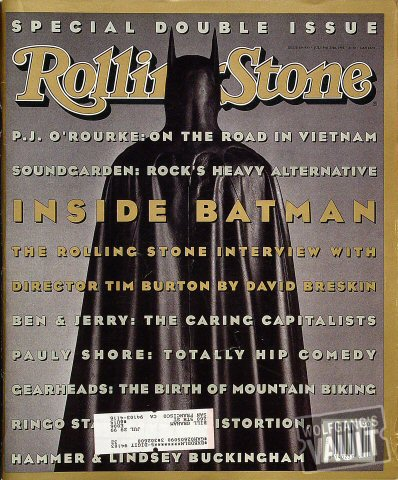 Rolling Stone Issue 634/635