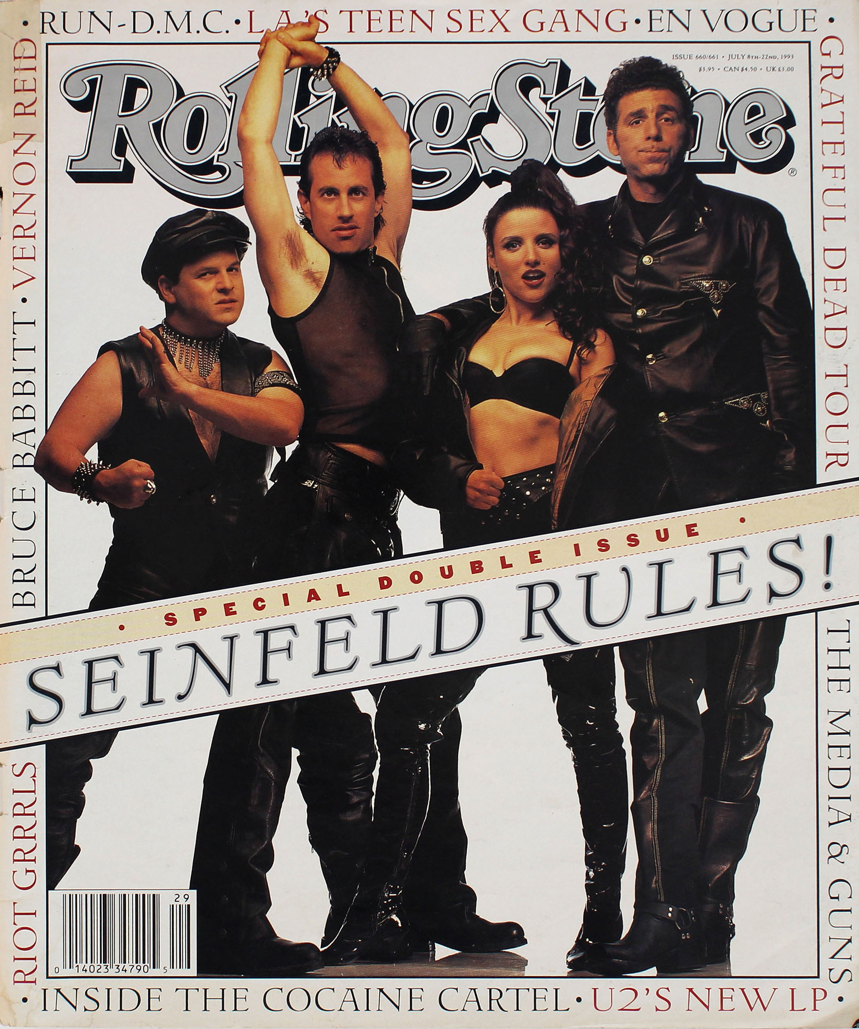 Rolling Stone Issue 660/661