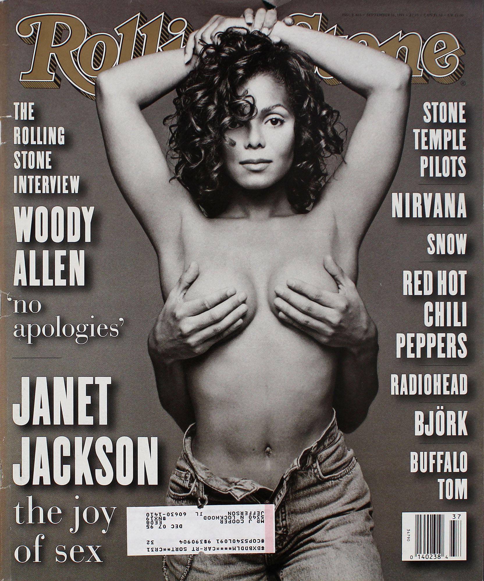 Rolling Stone Issue 665