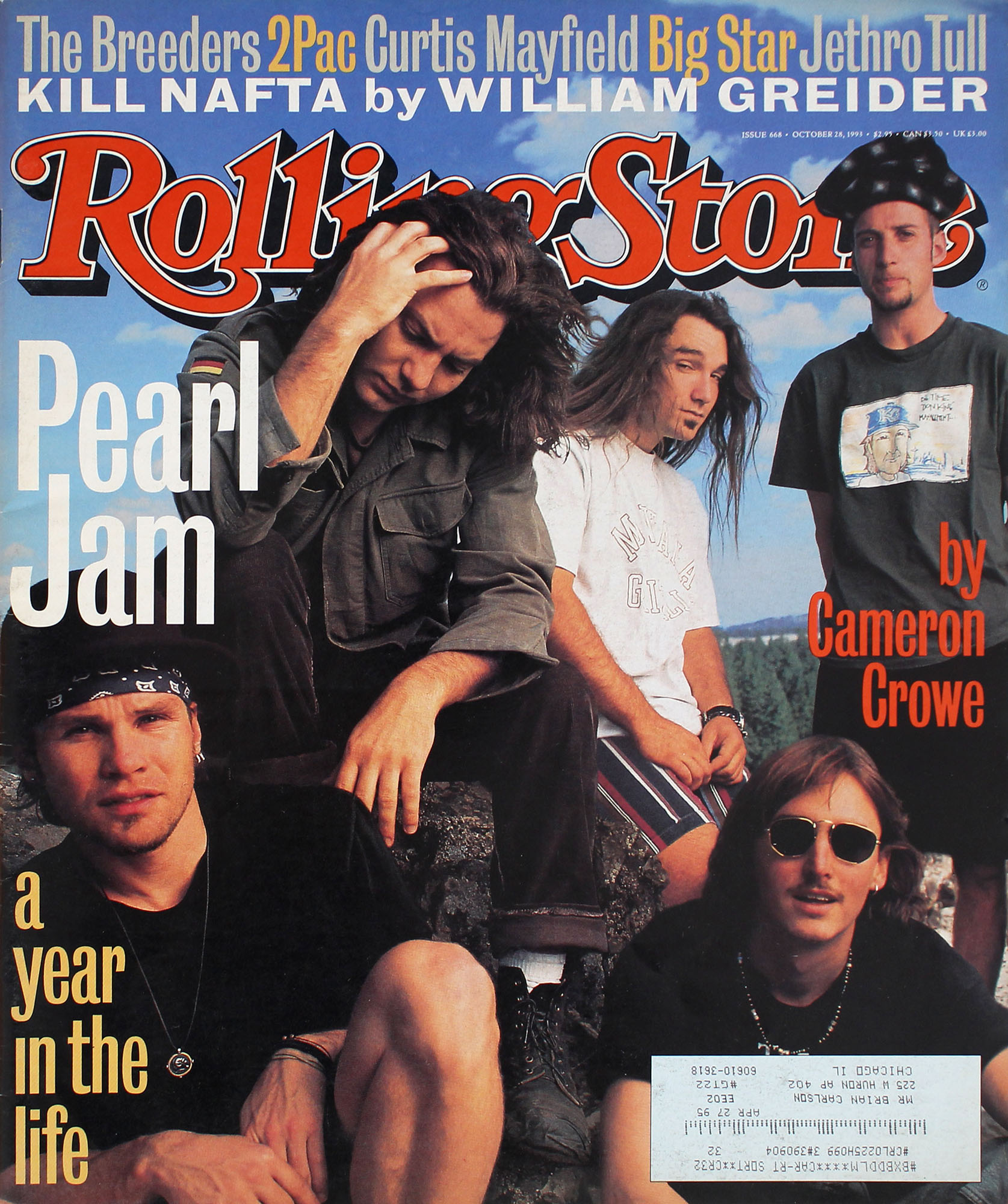 Rolling Stone Issue 668