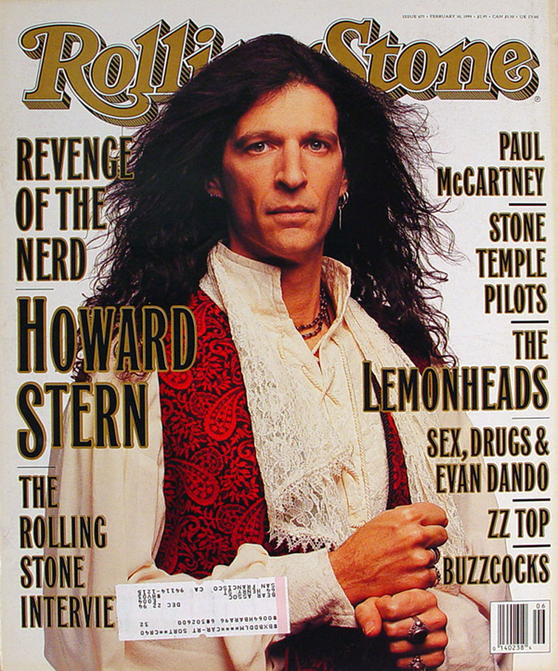 Rolling Stone Issue 675