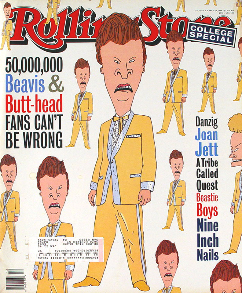 Rolling Stone Issue 678