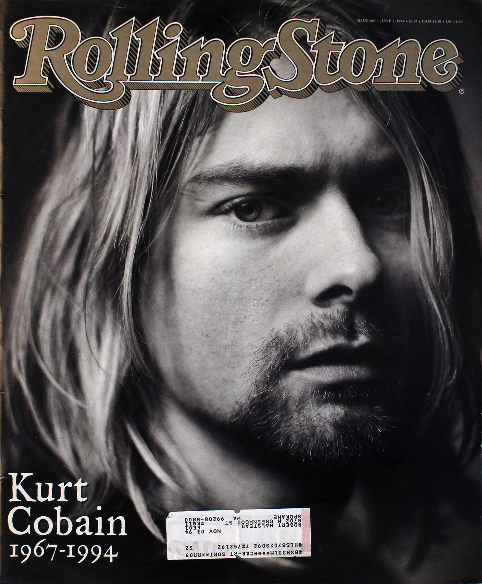 Rolling Stone Issue 683