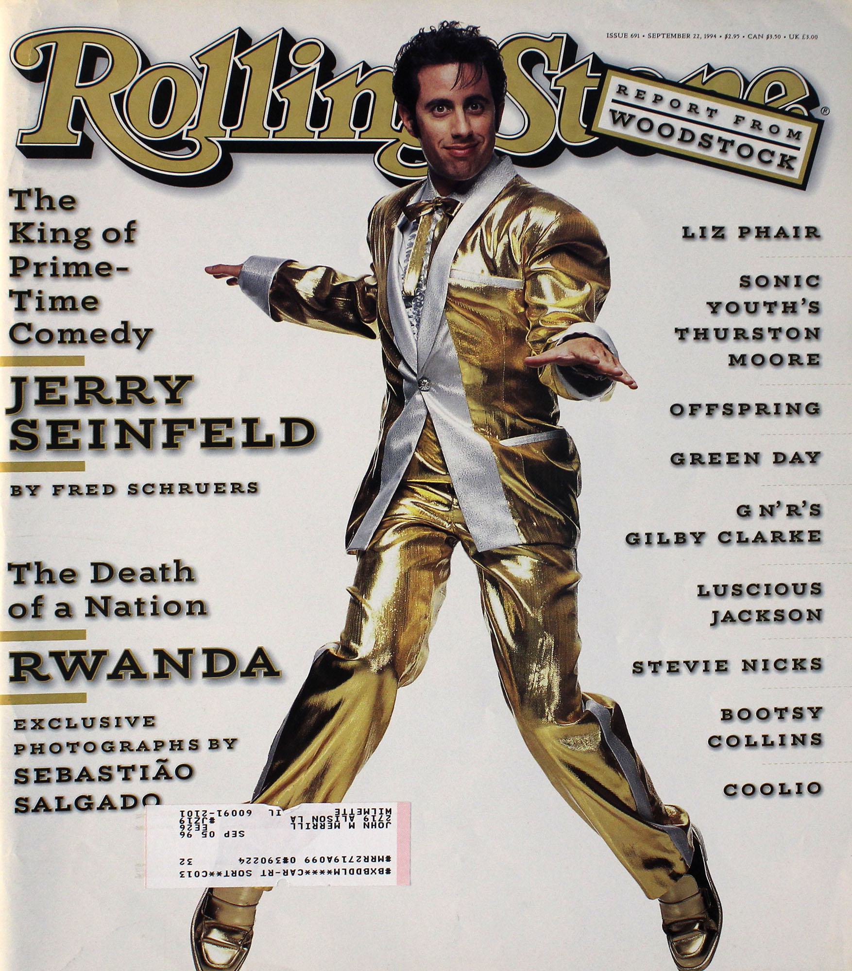 Rolling Stone Issue 691