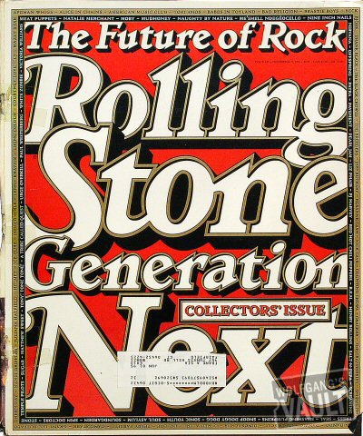 Rolling Stone Issue 695