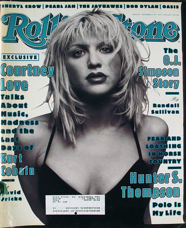 Rolling Stone Issue 697