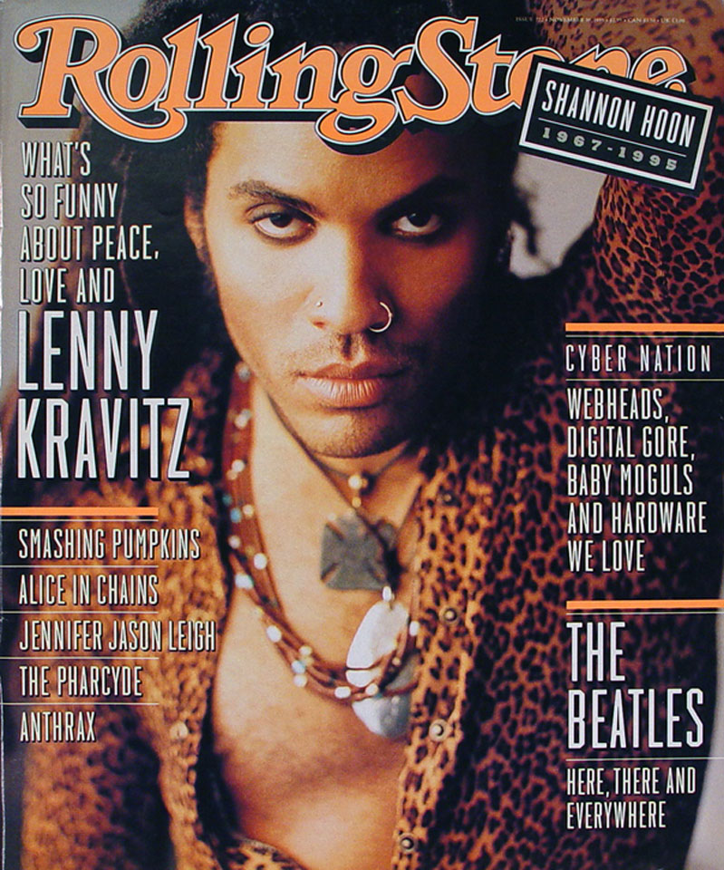 Rolling Stone Issue 722