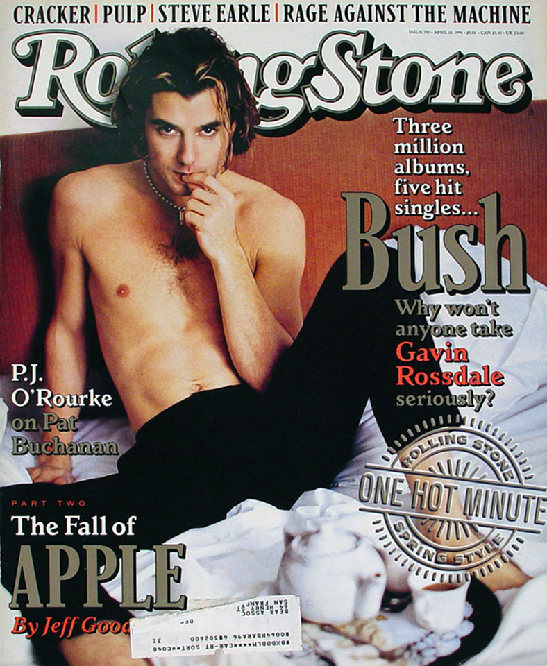 Rolling Stone Issue 732