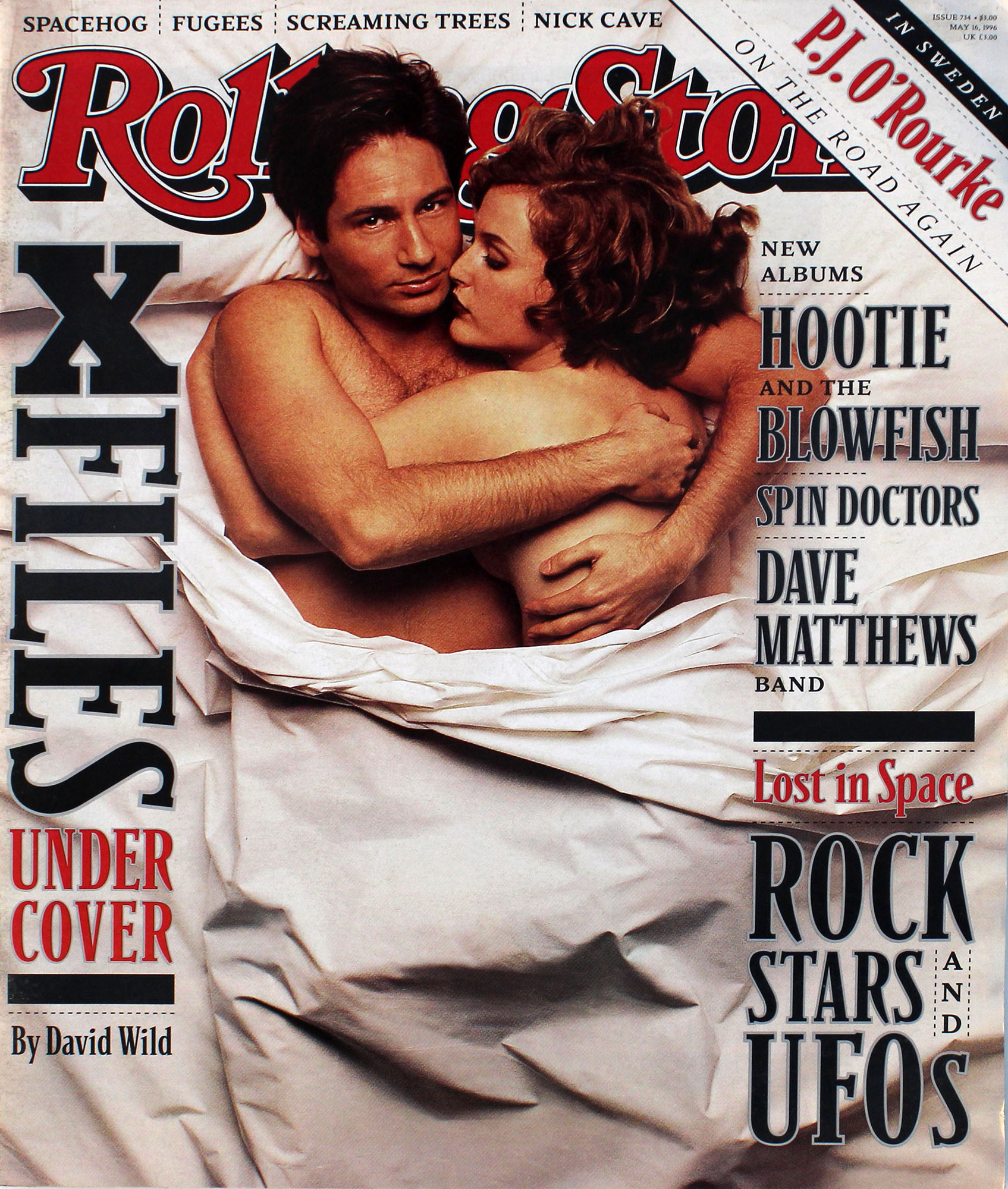Rolling Stone Issue 734