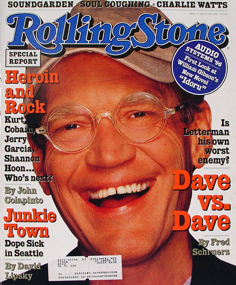 Rolling Stone Issue 735