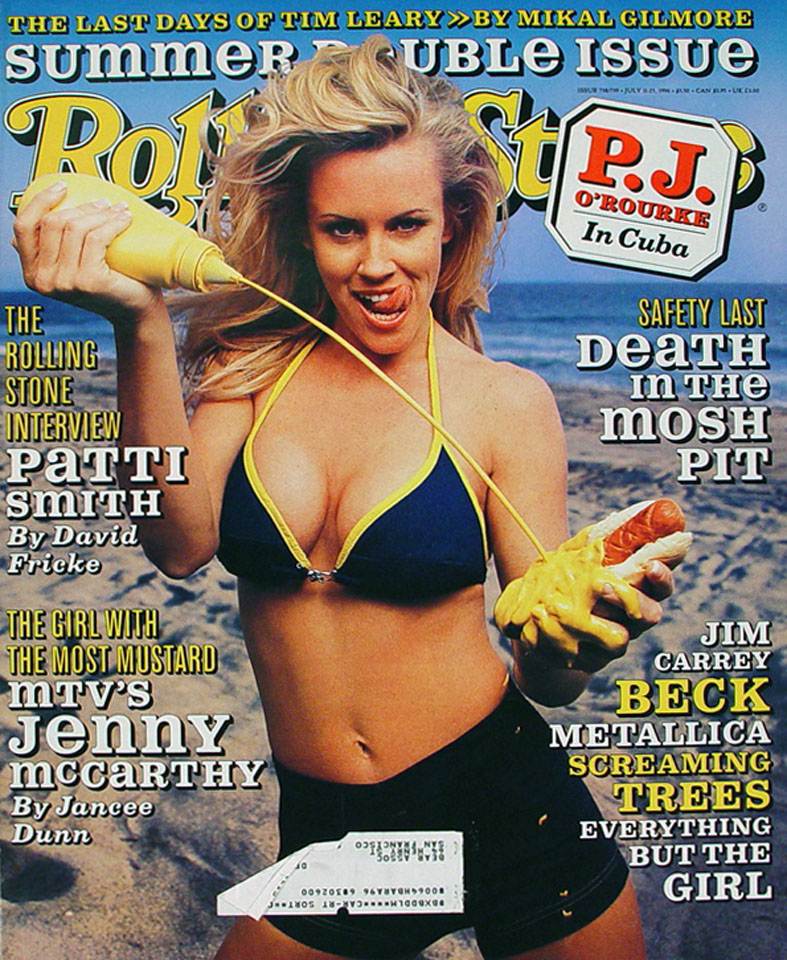 Rolling Stone Issue 738/739