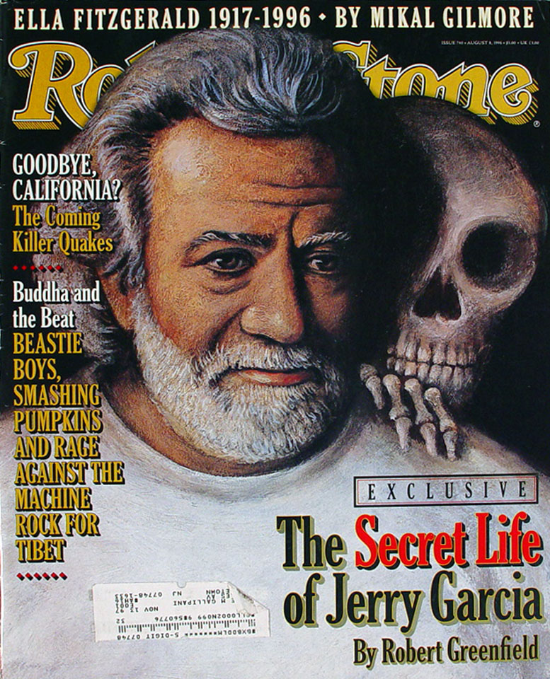 Rolling Stone Issue 740