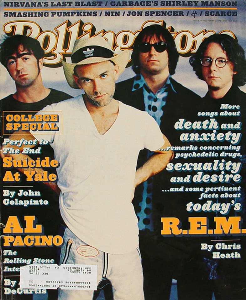 Rolling Stone Issue 745