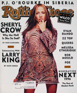 Rolling Stone Issue 747 Magazine