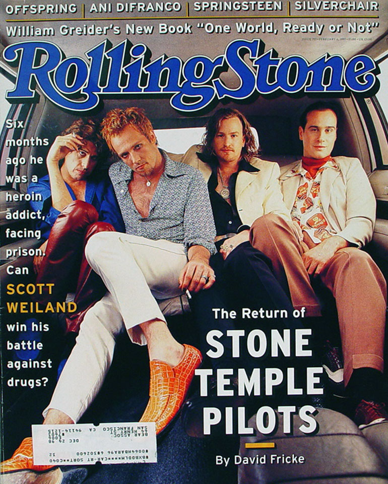 Rolling Stone Issue 753
