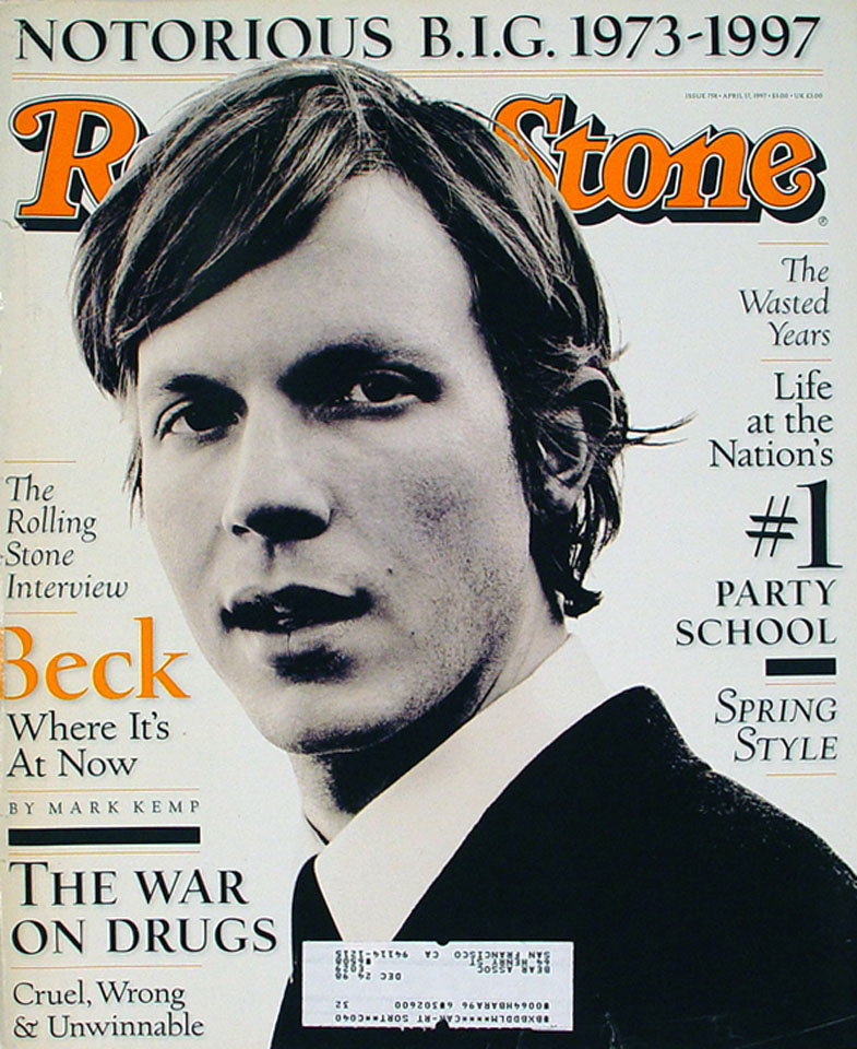 Rolling Stone Issue 758