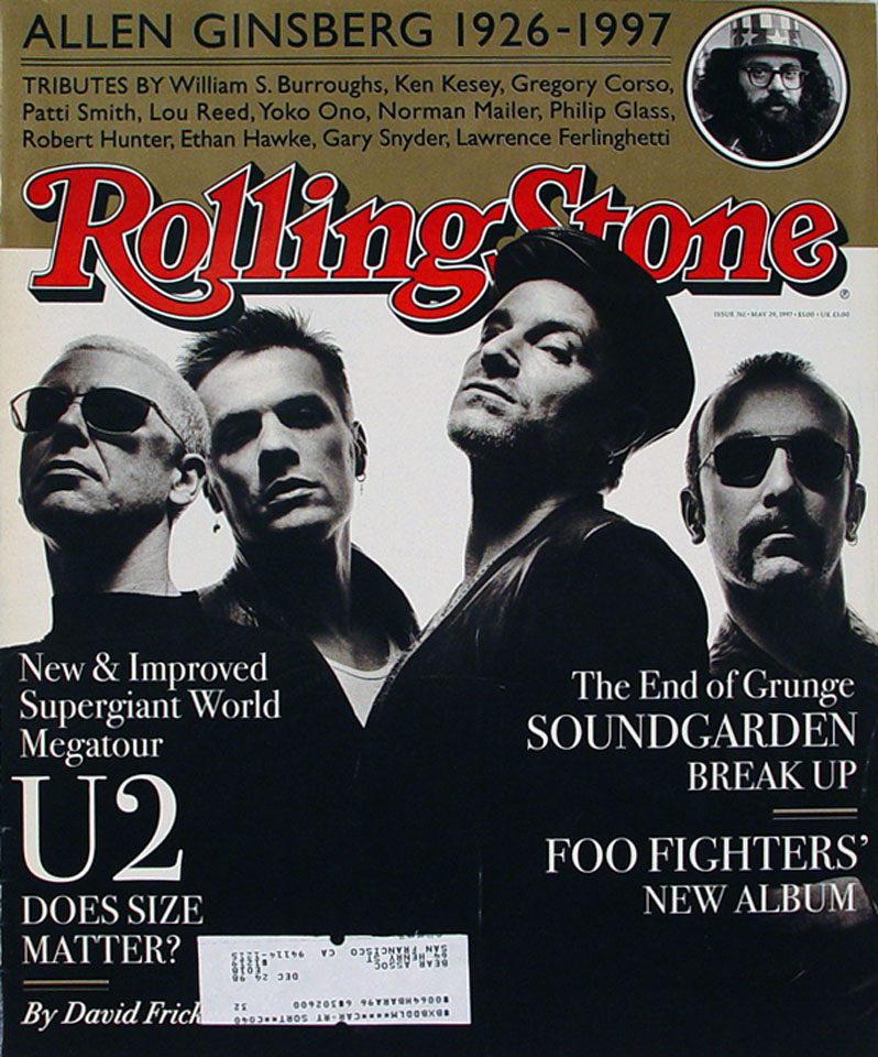 Rolling Stone Issue 761
