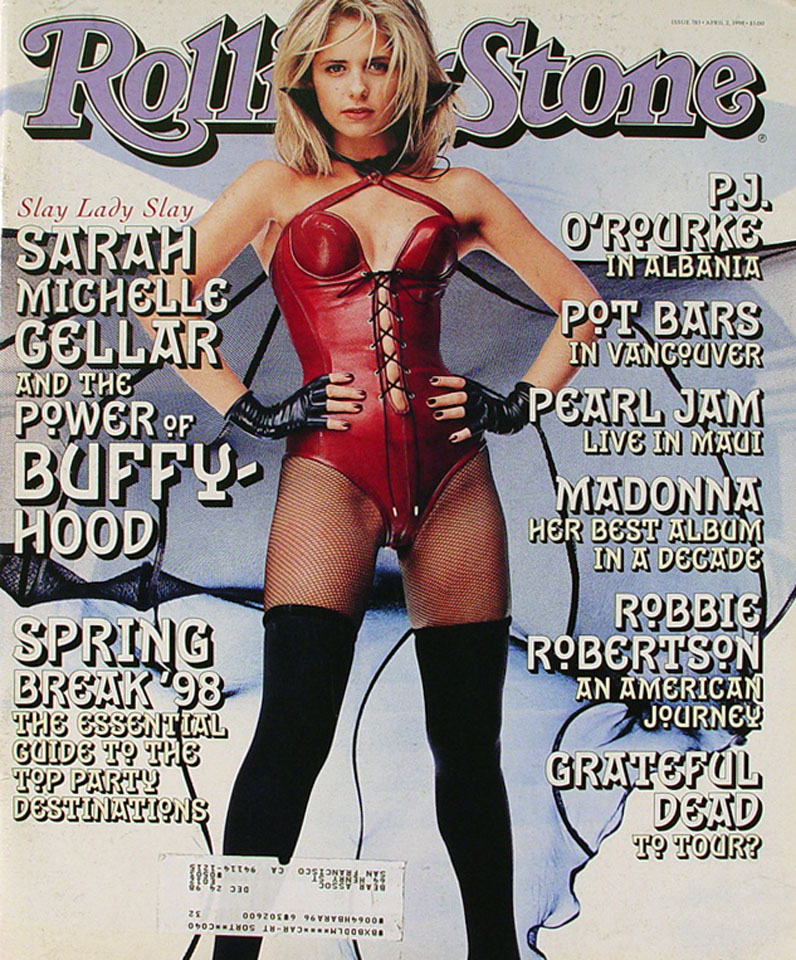 Rolling Stone Issue 783