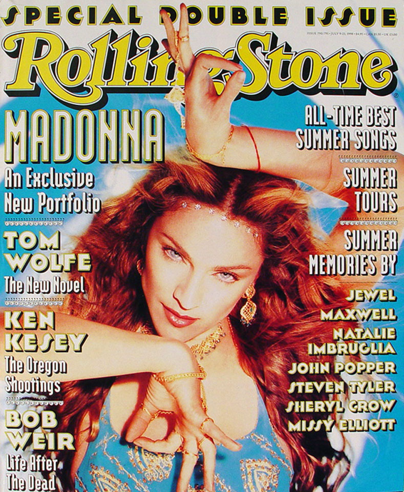 Rolling Stone Issue 790/791