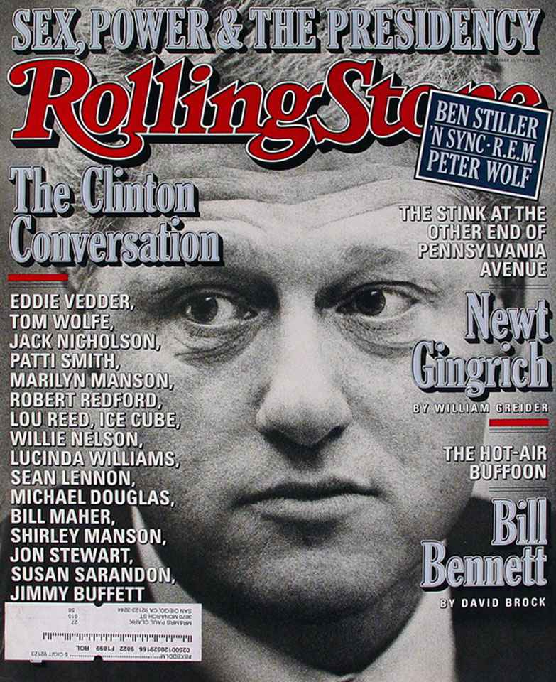 Rolling Stone Issue 799